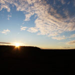 Naturfotografie, Australia, Sunset with a wonderful sky